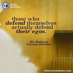 Quote of the Day: Those Who Defend...