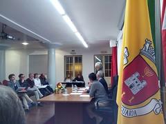 Sessão da Assembleia de Freguesia