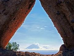 Vulkan Lincancabur | Vulcano | Atacama Desert