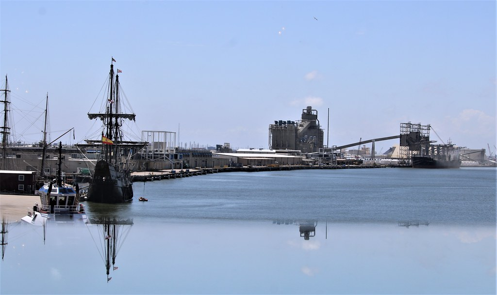 Harbor Island Ferry Texas