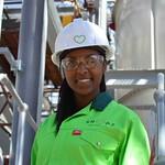 Elandsfontein staff on duty