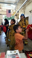 LAFD Reduces Risk to Jefferson Park During Annual Open Firehouse Event