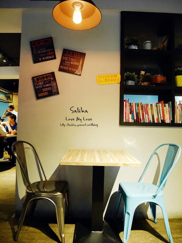 七張大坪林站附近餐廳美食不限時咖啡館推薦T.D. Cafe 聚會聚餐聊天去處推薦 (3)