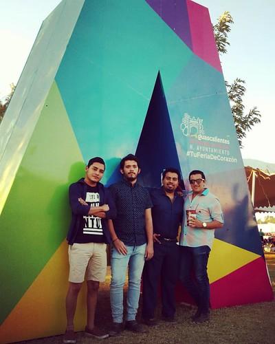 Isla San Marcos 2k17 #Roomies #FeriaNacionalDeSanMarcos #FNSM17