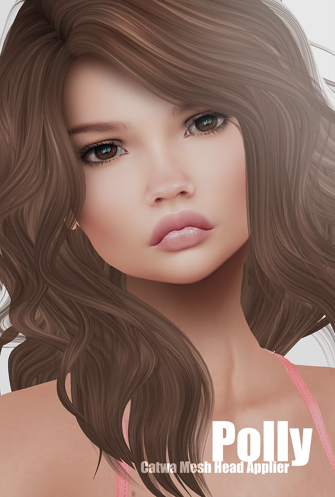 Glam Affair - Polly - Kustom9 - SecondLifeHub.com