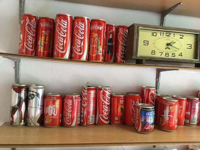 Coca-Cola Cans  ( Explore ), Apple iPad mini 4, iPad mini 4 back camera 3.3mm f/2.4