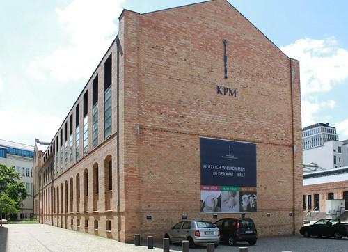 KPM - Die Königliche Porzellan-Manufaktur Berlin