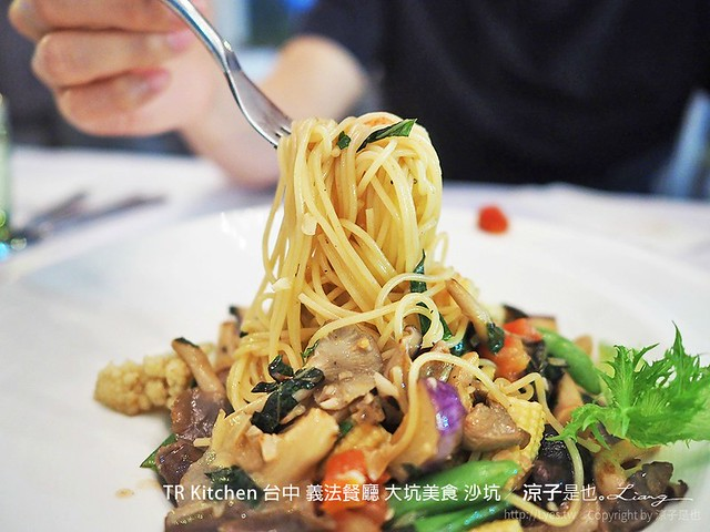 TR Kitchen 台中 義法餐廳 大坑美食 沙坑 10