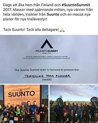 #suuntosummit #suuntosummit2017
