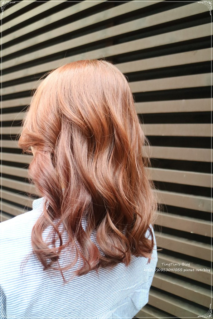 染髮紅棕色 HAPPYHAIR (15)
