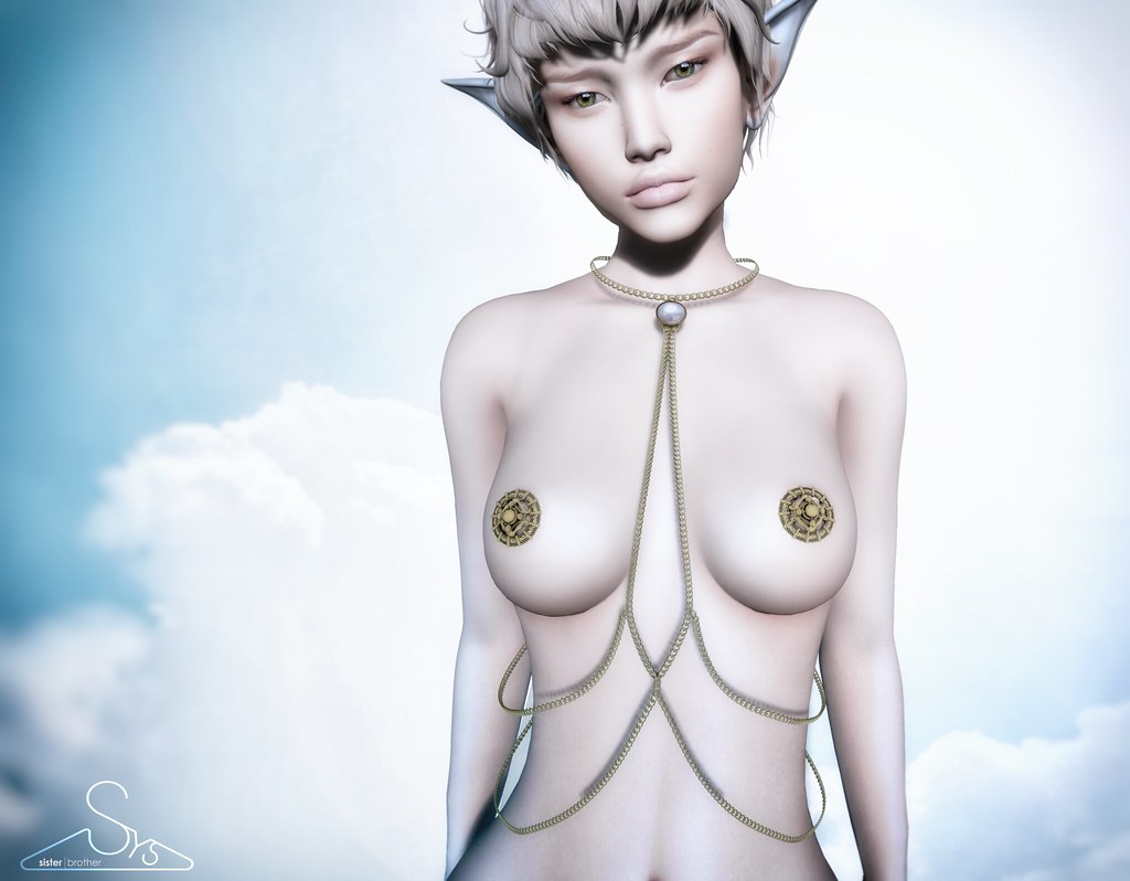 [sYs] KALT bodychain - SecondLifeHub.com