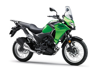 2017 Versys-X 300 Action