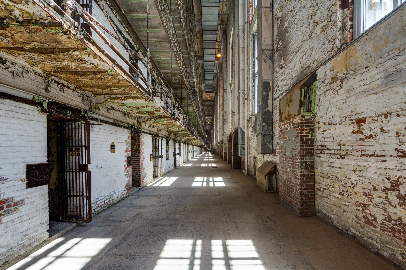 West Cell Block