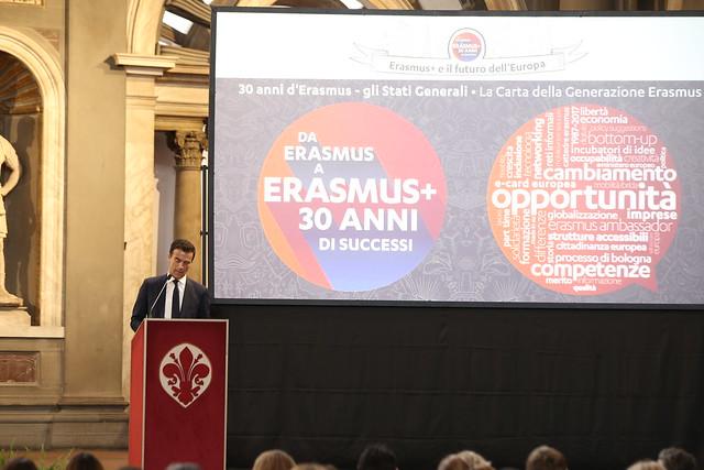 Ufficio Erasmus Architettura Firenze : The erasmus generation chart presented on 9 may in florence u2013 indire