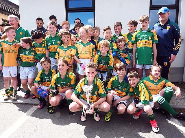 Kildangan V Castledermot Under 12 Final