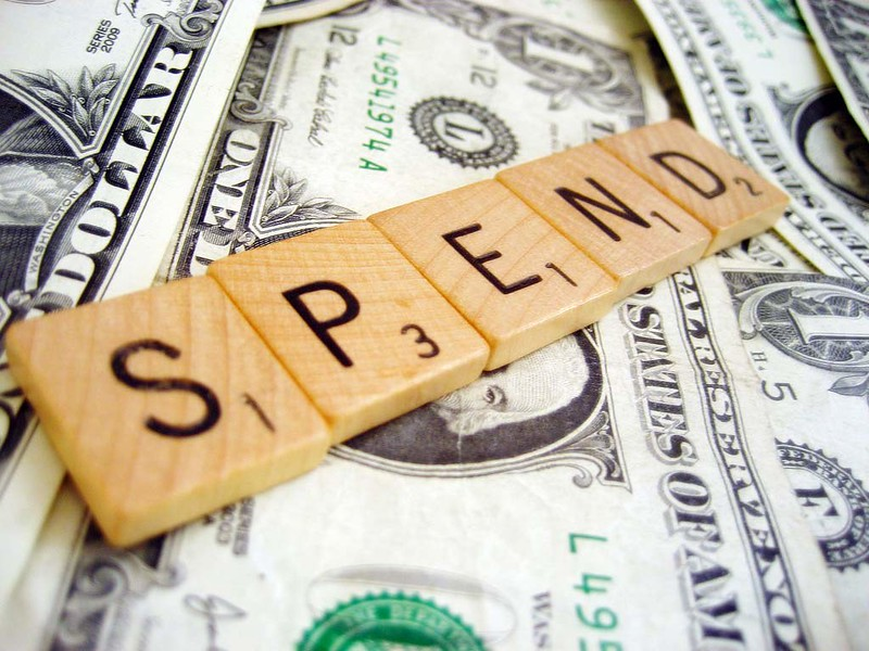 Spending on Public Relation