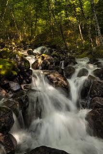 Waterfall from British Columbia