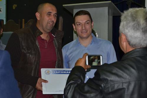 Secretário de Esporte, Lazer e Juventude participa de encontro com AMCESP