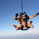 Tandem Skydiving With Kelsey and Phil