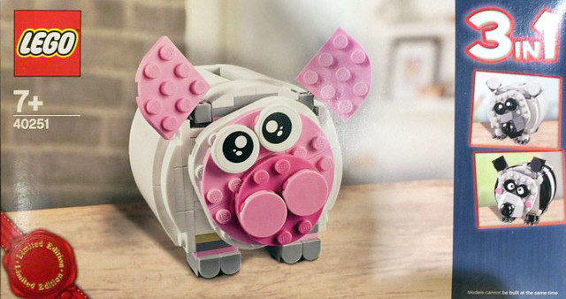 40251 LEGO Mini Piggy Bank