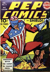 Golden Age Comics
