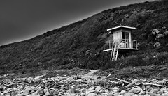 assignment 7 - isolation/desolation critique #photography #piercecollege #photographyclass #blackandwhitephotography #leocarrillo #lalife #beachlife #malibu #blackandwhite