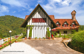 Cameron Highlands - strawberry, tea & flower capital of Malaysia
