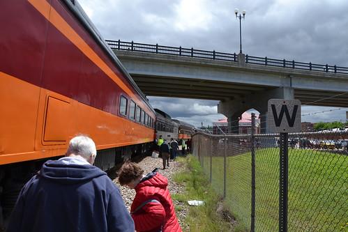 611 steamlocomotive trains travel trainviews raremileage virginia