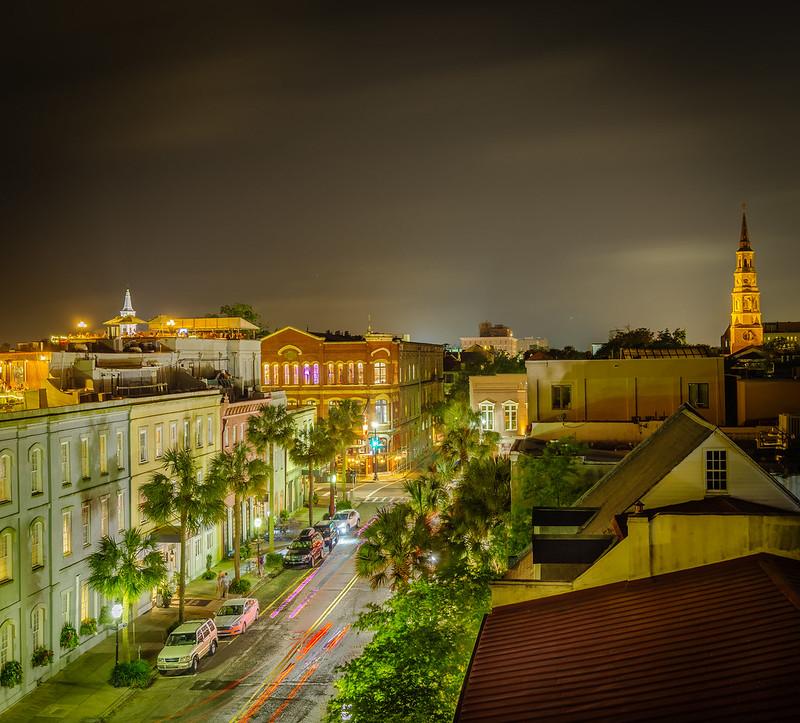 Charleston rooftop