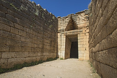 Treasury of Atreus Entrance