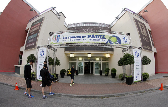 Torneo de Padel 2017 Madrid