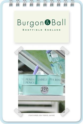Burgon & Ball