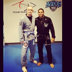 I had an amazing time with Team Passos at the Andre Galvao seminar. I don't have words as to how awesome everyone involved with this team is on and off of the mats.