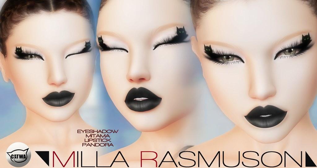 "MRM ""Pandora"" Lipstick Classic/ Bento Catwa Head - SecondLifeHub.com"