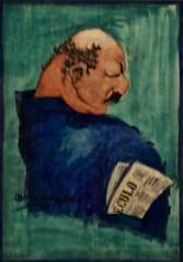 Untitled (1911) - José de Almada Negreiros (1893 - 1970)