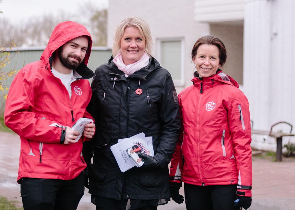 Dörrknackning i Linköping