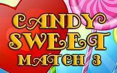 Скачать игру Candy Sweet 3 в ряд на Андроид