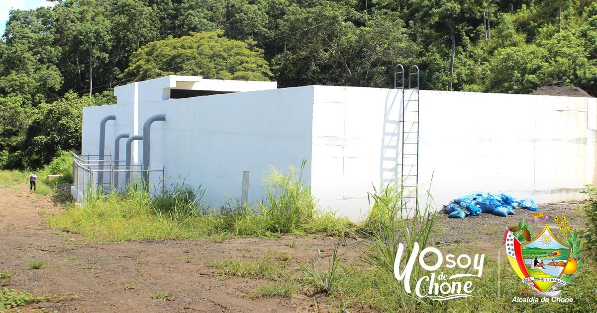 Reservorios de agua potable a prueba, empresa aún no entrega la obra
