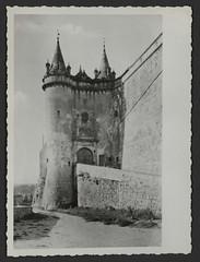 Entrée du château de Grignan