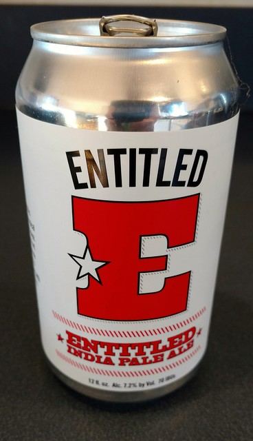Entitled Brewing Entitled IPA