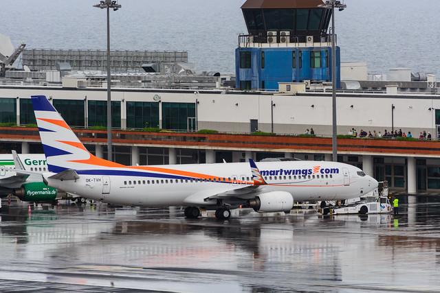 OK-TVH | SmartWings | Boeing 737-800 (winglets)