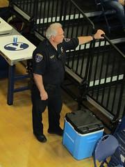 BYU Police Officer