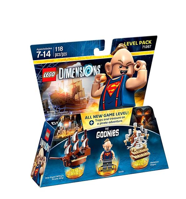 「完整官圖」LEGO Dimensions【全新第八波盒組】Fun-Pack & Level-Pack