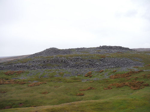 Limestone Pavement, Cribarth