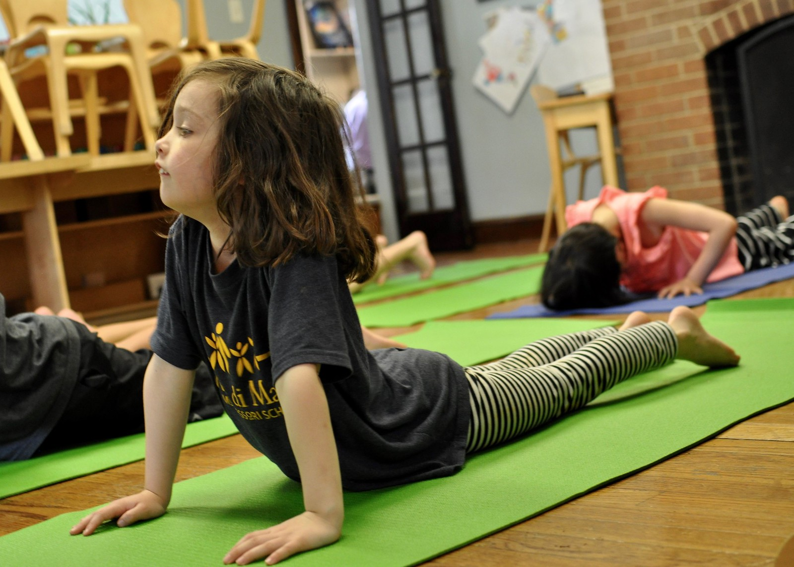 In Fact The Benefits Are Just As Great For Guide Leading Yoga Class It Is Children Participating Recent Research Suggests That