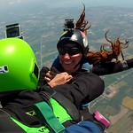 Experienced Skydiver, Videographer and Parachute Packer Chelsea Palazzolo