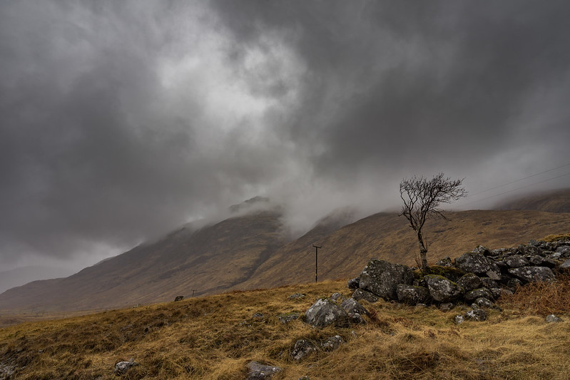 Somewhere in Glen Coe II