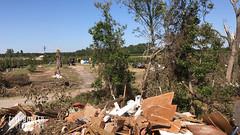 East Texas Tornadoes