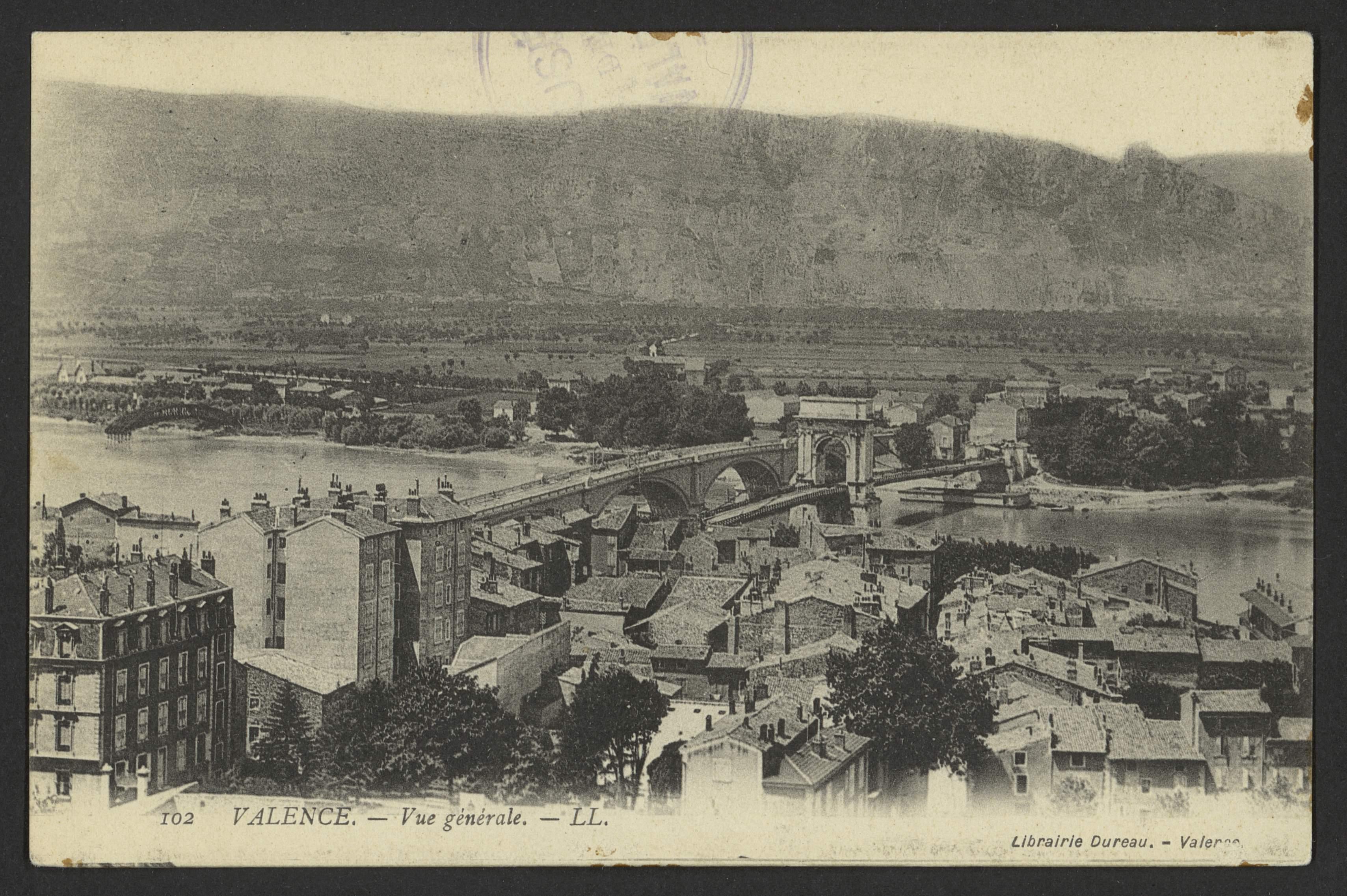 Valence - Vue générale