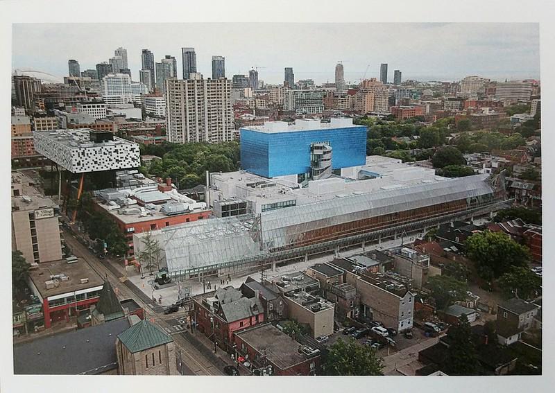Toronto - AGO - airview